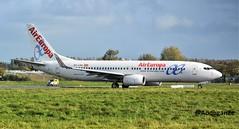 Air Europa | EC-LQX | Boeing 737-85P(WL)