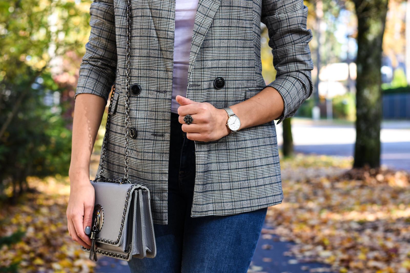 Smart style blazer