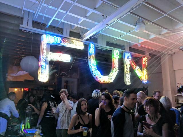 Dork-Punk Science Fair