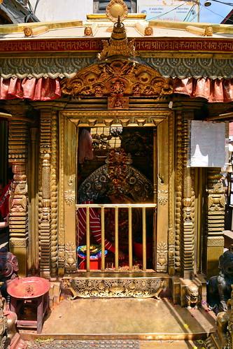 Nepal - Kathmandu - Temple - 301