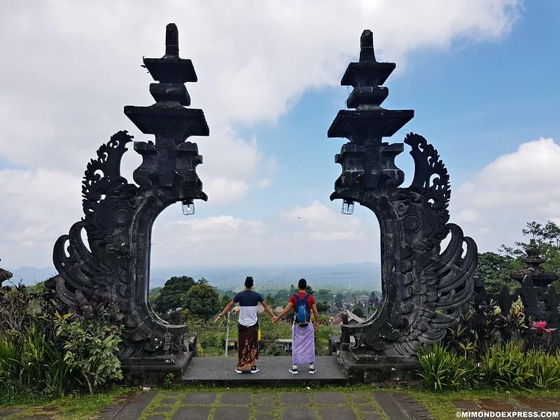 Templo madre de Besakih, Bali