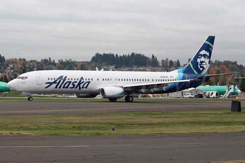 Boeing 737-990(ER)(WL) Alaska Airlines N281AK LN6654