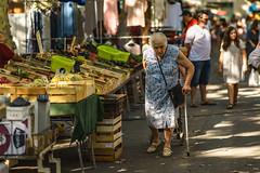 Elderly Lady - Photo of Cazedarnes