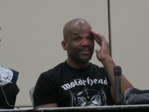DMC of Run-DMC Fame and Now Darryl Makes Comics