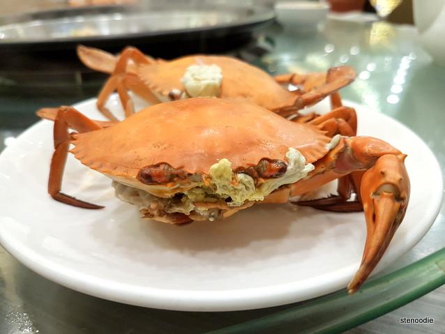 Yan crabs