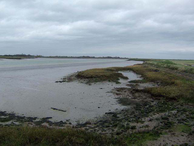 The River Roach near Barling