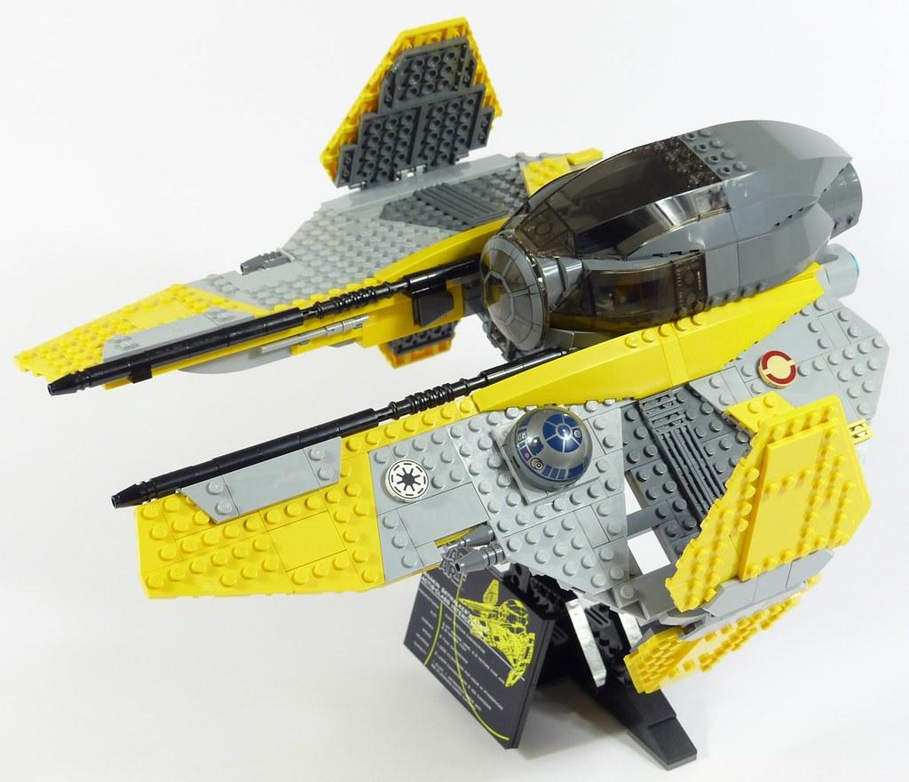Ucs jedi interceptor