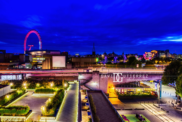 Urbanite's Oasis - South Bank, London, UK