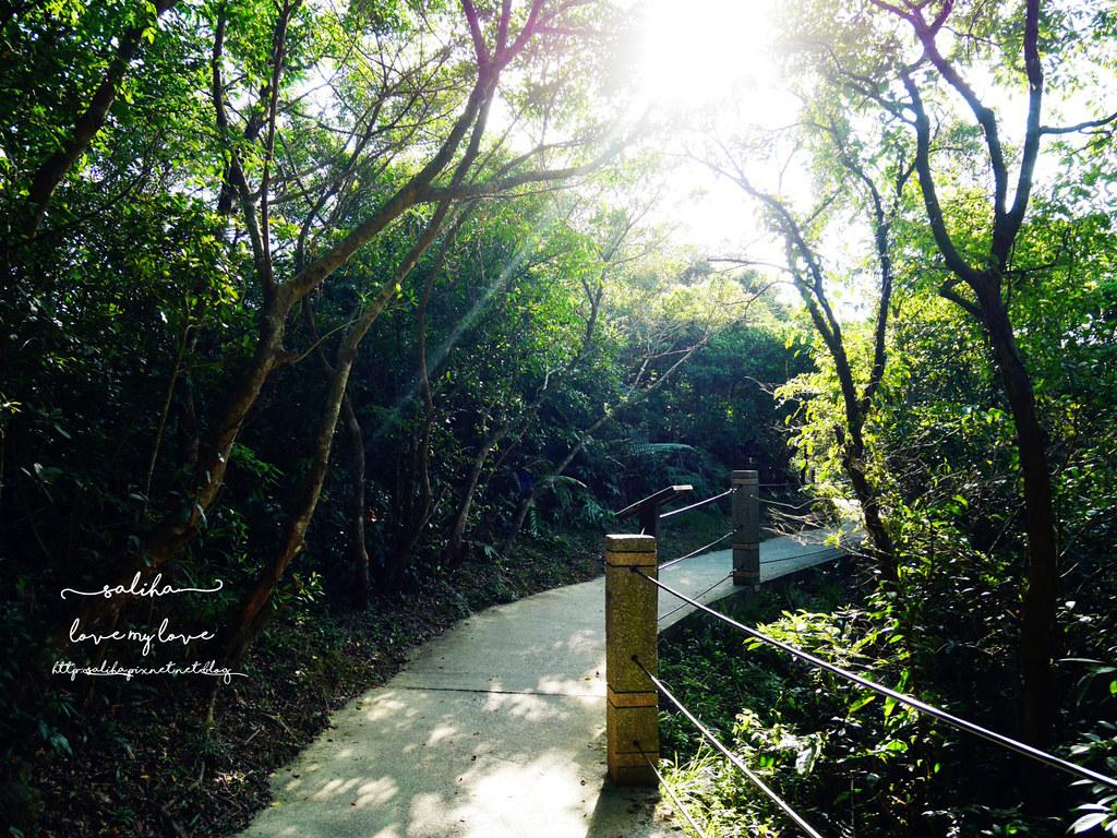 基隆一日遊免費景點推薦情人湖公園 (1)
