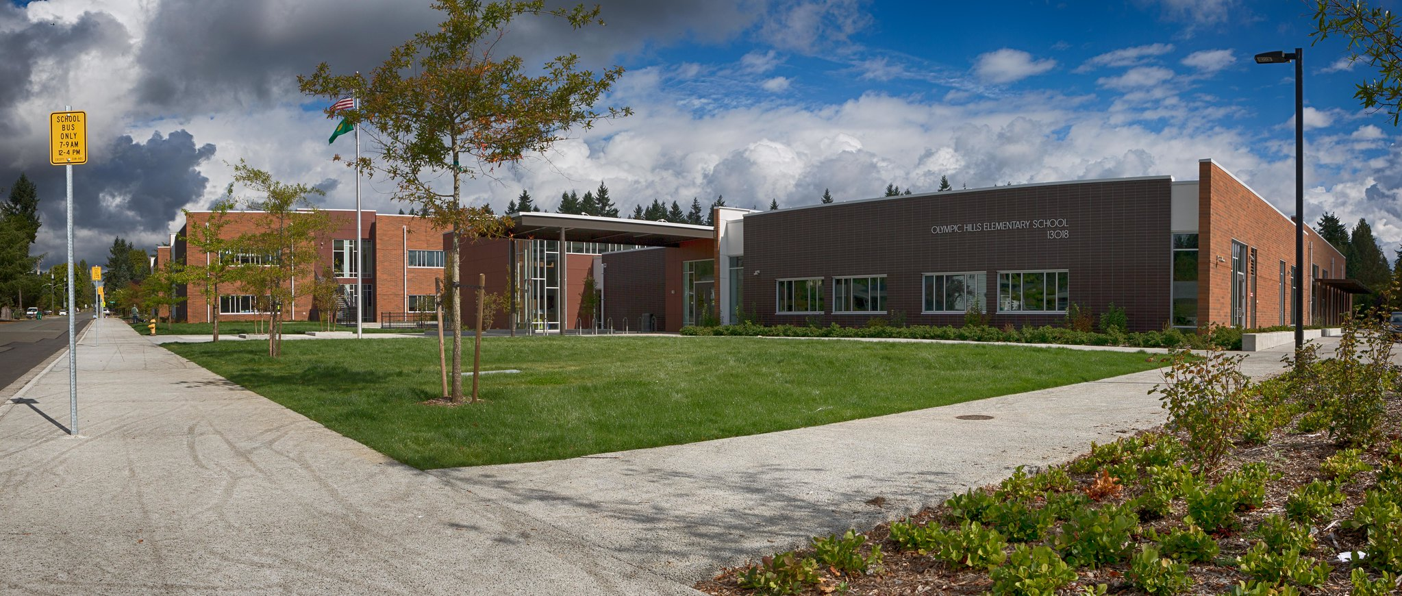 Olympic Hills Elementary School