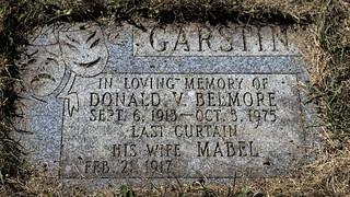 Grandpa's Grave Site