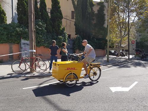 Svajerløb Cargo Bike Race - Barcelona 2017
