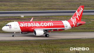 Thai AirAsia A320-251N msn 7911