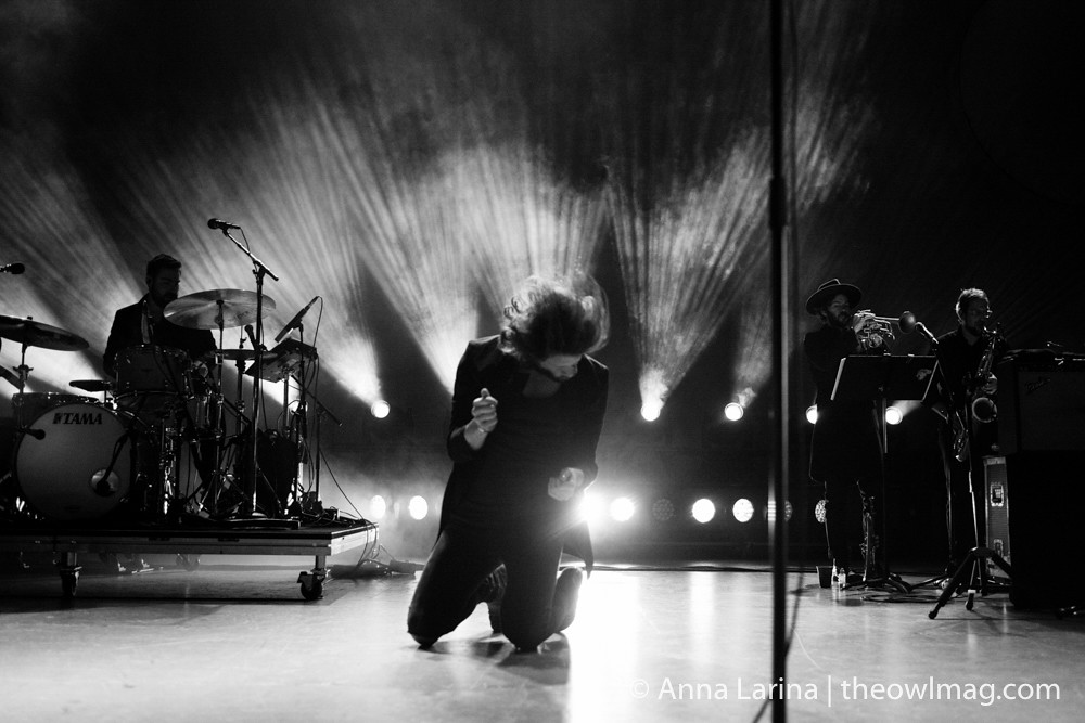 Father John Misty @ Greek Theater LA 101317 023