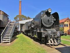 X36 - Newport Railway Museum – 14.10.17