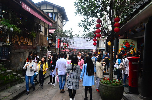 Chongqing, Sichuan, China