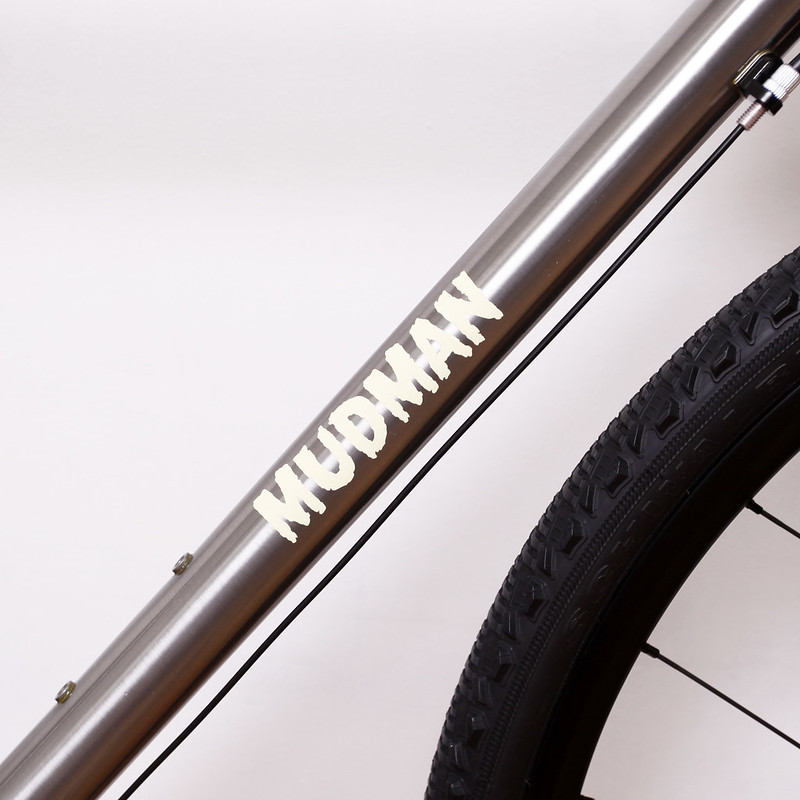 Mr.Takahashi's Mudman Complete Bike.