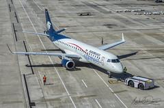 Aeroméxico Connect Embraer ERJ-190AR (XA-GAH)