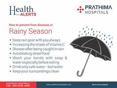 Prathima hospitals  -health alerts