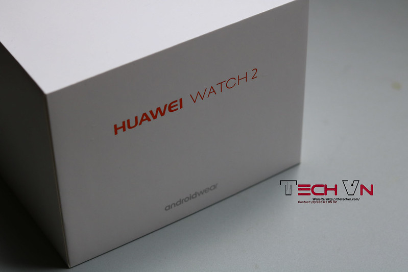 Huawei Watch 2 Sport Concrete Grey 01