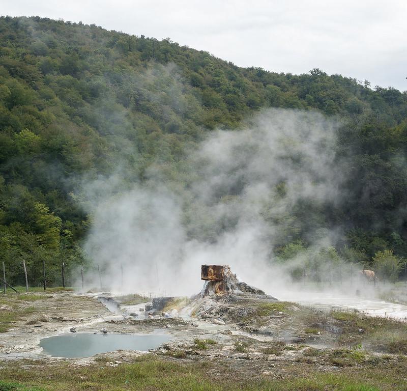 Nokalakevi hot springs
