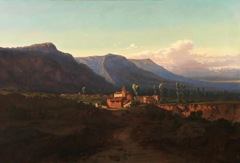 Lluís Rigalt - Records de Catalunya (1858)