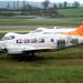 DH.104 Dove 8 G-ARSN Exeter 2-5-81