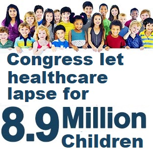 Congress Puts Millions of Children at Risk