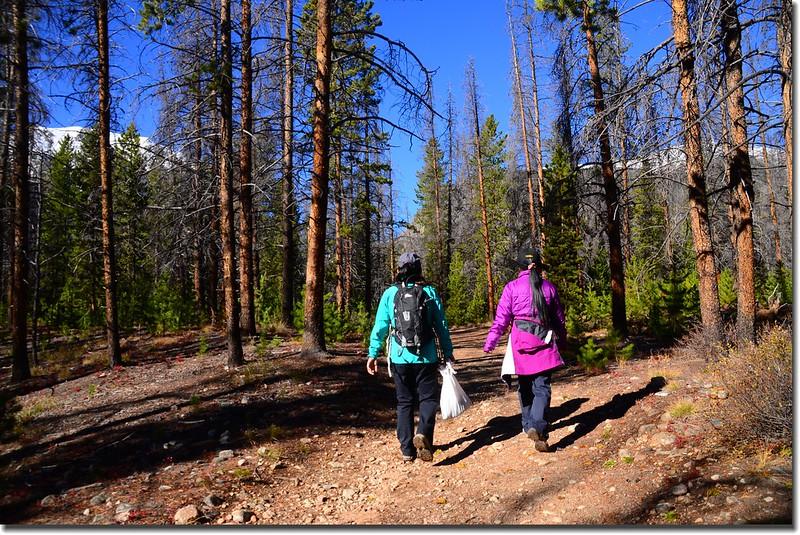 Gore Range Trail, Silverthorne (1)