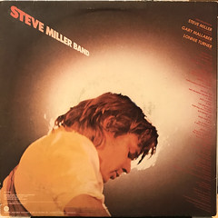 STEVE MILLER BAND:FLY LIKE AN EAGLE(JACKET B)