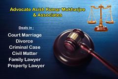 Advocate in Bhubaneswar | Asish ku Mukharjee