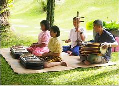 Thai musical band