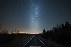 Railroad to Milkyway