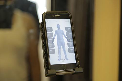 訂做西裝也能很科技!Suit Multi 西服體驗3D量身訂製不一樣的手感西服 (7)