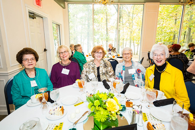 2017 Homecoming: Ladies Champagne Bingo Luncheon | 10/20/17