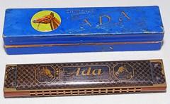 Ch Weiss Ada tremolo harmonica