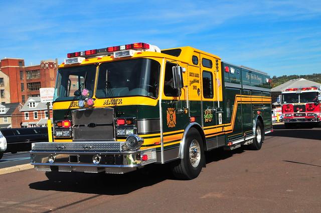 Bryn Mawr Fire Company Squad 23
