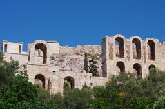 Greece - Athens - Acropolis Complex - Odeon of Herodes Atticus