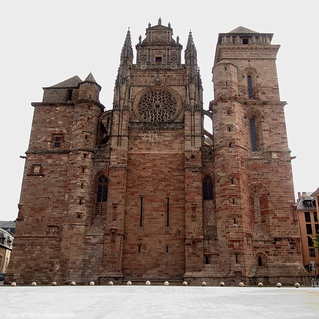Westfront Kathedrale