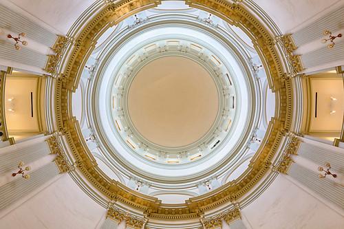 Georgia State Capitol Rotunda (HDR)