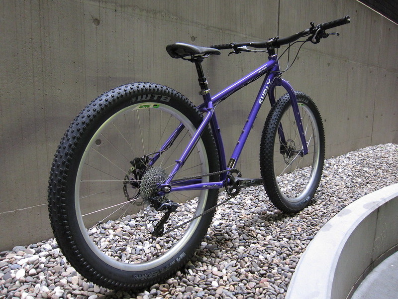 SURLY Karate Monkey PPL Dropper 3
