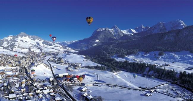 Zajímavé akce v zimě 2017/18 ve Švýcarsku