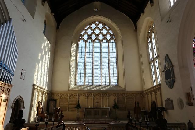St Mary the Virgin, Worstead, Norfolk