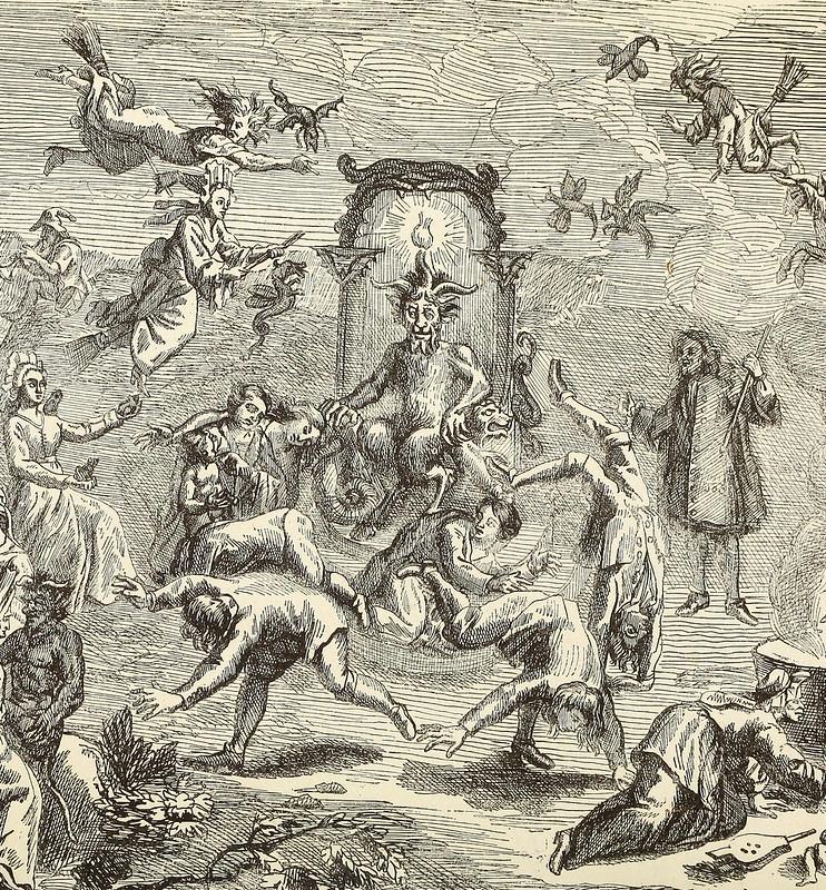 demonios brujas diablo