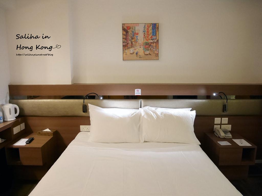 香港佐敦附近平價便宜住宿推薦飯店旅館彩鴻酒店 (2)