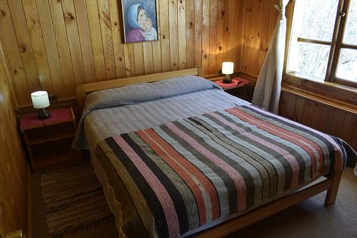Matrimonial cabaña 1