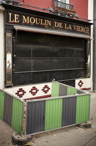 Le Moulin de la Vierge ~ Paris