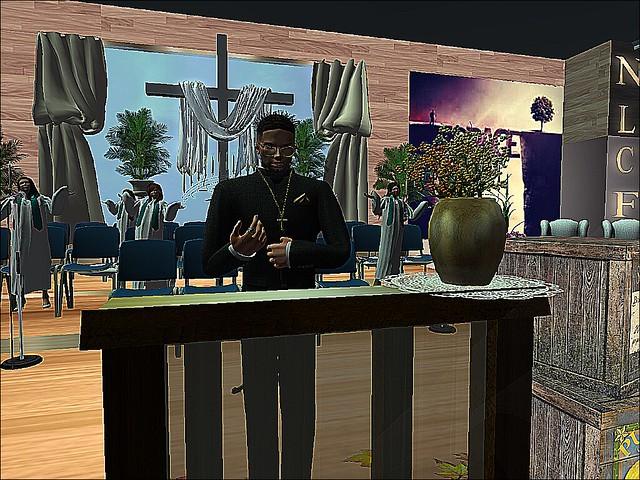 New Life Christian Fellowship - Jay Clarkson