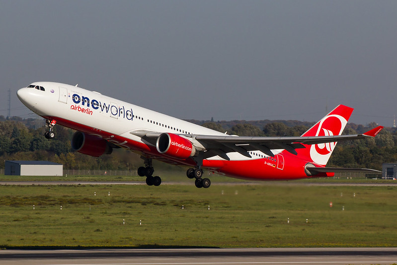 Air Berlin - A332 - D-ABXA (1)
