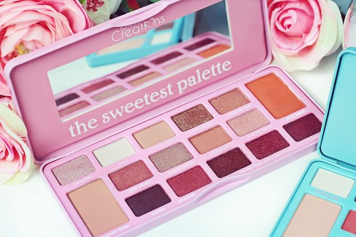 Beauty Creations Sweet collection palettes - Big or not to big (5)